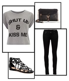 """""""Outfit # 3004"""" by miriam83 ❤ liked on Polyvore featuring Rebecca Minkoff, Dorothy Perkins and Yves Saint Laurent"""