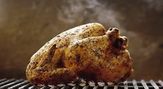 How to Grill a Whole Chicken (without those flare ups!)