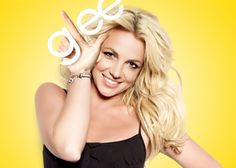 My two favorite things! Britney Spears & Glee!