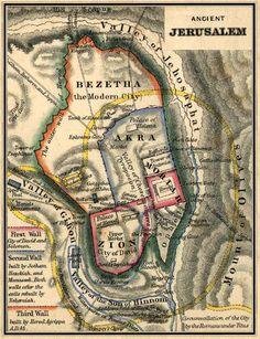 free bible maps