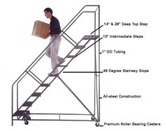 ... Movable Staircase : Image Gallery Heavy Duty Disappearing Stairs ...