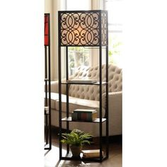 Kirkland39s home decor on pinterest canvas art prints for Kirklands floor lamp with shelves
