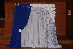 - Decoration World Wedding Shower Decorations, Stage Decorations, Paper Flower Backdrop, Paper Flowers, Wedding Guest Book Alternatives, Wedding Stage, Backdrops For Parties, Deco Table, Ideas Party