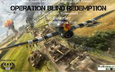 Wee Gamers: TOURNAMENT: Operation Blind Redemption (Bolt Action)