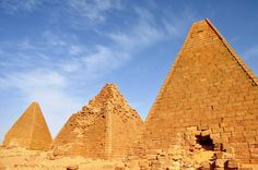 Barkal Piramids