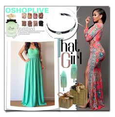 """OshopLive.com 20"" by sabinn ❤ liked on Polyvore featuring Illamasqua and Dolce&Gabbana"