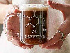 The perfect mug to drink coffee out of. | 27 Gifts Only Math And Science Nerds…