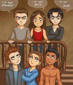 Vampire Diaries or Twilight? My vote goes to Vampire Diaries.