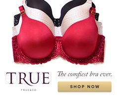 Why find your perfect fit? A good fitting bra will really make all the difference: you will be much more comfortable, your posture will be drastically improved, your breasts should appear more