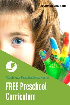 Spend your time with your child instead of organizing!  Your child will love learning through play.  #ABCJesusLovesMe #PreschoolBibleCurriculum #PreschoolCurriculum #LearningThroughPlay