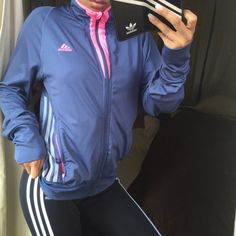 Adidas climacool zip up jacket Like new feel and condition. Size medium women's. No trades. Adidas Jackets & Coats
