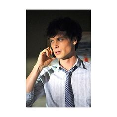 Photos of Matthew Gray Gubler ❤ liked on Polyvore featuring criminal minds, matthew gray gubler, reid, people and pictures