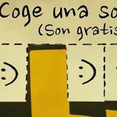 Coge una sonrisa Facebook Covers - Portadas para Facebook by Ondapix