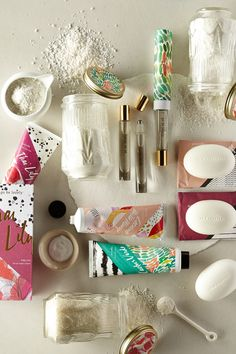 Label Love: Go Be Lovely Our latest label crush? Go Be Lovely, a bath and beauty collection...