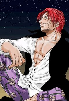 Browse ONE PIECE collected by Kawaii Potato and make your own Anime album. One Piece Manga, Red Hair Shanks, Anime Manga, Anime Art, Aladdin Magi, Es Der Clown, The Pirate King, Monkey D Luffy, Nico Robin