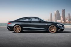 The 2015 Geneva Motor Show is around the corner and one of the highlights to be featured is the Mercedes-Benz AMG coupe tuned by Brabus. A true specialist in customizing Mercedes-Benz models, the . Mercedes Auto, Mercedes S Class Coupe, Mercedes Benz Autos, M Benz, Geneva Motor Show, Car Car, Hot Cars, Sexy Cars, Corvette