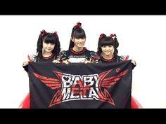 BABYMETAL - BABYMETAL WORLD TOUR 2015 Message to Canada