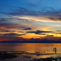 youth at sunset #sunset #panglao #philippines