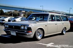 Toyota Crown Wagon (1969)