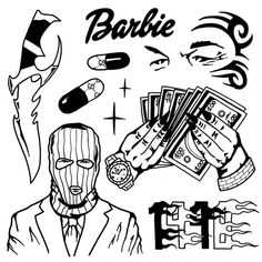 - Biss Action Drive - I will be back for tattooing in march ! Book now for cologne, I got so much new stuff for ur skin! Find me in… Kritzelei Tattoo, Tattoo Dotwork, Doodle Tattoo, Money Tattoo, Sketch Tattoo Design, Tattoo Sketches, Tattoo Drawings, Tattoo Designs, 90s Tattoos