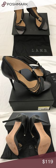 LAMB Karoline heels size 8 Worn once LAMB Karoline heels LAMB Shoes Heels