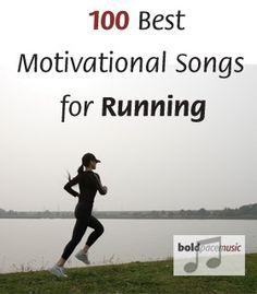 Running music - 100 Best Motivational Songs for Running.