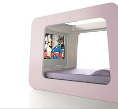 Pretty interesting bed :)