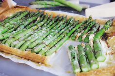 Asparagus Tart Asparagus Tart, Asparagus Recipe, My Recipes, Recipies, Today Show, Vegetables, Easter, Food, Youtube