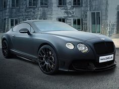 DMC Unveils Bentley Continental GT
