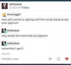 Delicious popcorn: