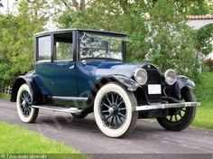 1920 Cadillac Model 59 Victoria