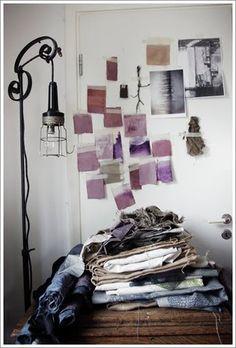 fabrics...