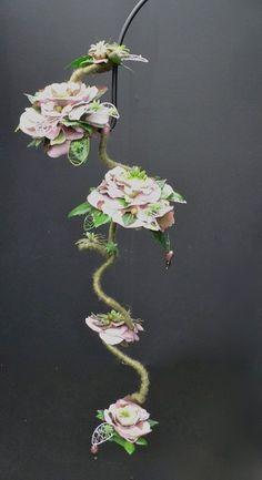 By Sarah Horne Flowers - Her winning wedding bouquet
