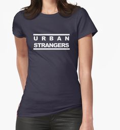 Urban strangers t-shirt maglietta x-factor 2015
