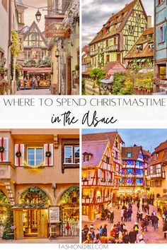 Why You Should Visit the Colmar Christmas Market in Alsace - Grace J. Silla Europe Travel Guide, France Travel, Travel Plan, Budget Travel, Travel Ideas, Travel Inspiration, Best Winter Vacations, Winter Travel