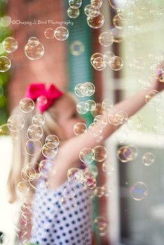 Bubbles Bubble Fun, Local Seo Services, Bubble Balloons, Think Happy Thoughts, Blowing Bubbles, Pin Logo, Soap Bubbles, Happy Moments, Little People