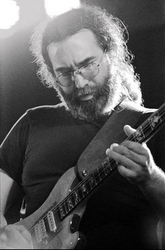 Jerry Garcia Old Waldorf, San Francisco CA – Grateful Dead Image, Grateful Dead Poster, Dead Pictures, Dead Pics, I Love Tour, John Perry Barlow, Phil Lesh And Friends, Mickey Hart
