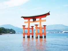 Itsukushima Shinto Shrine, Japan