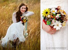 Brooch Bouquets by Emily Clair