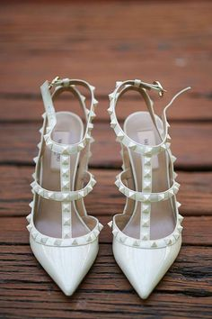 Wedding Shoes / Valentino