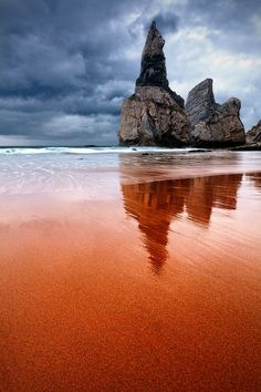 The Needle, Cabo Da Roca, Portugal