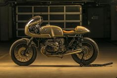 Motorrad Bild: BMW R100RS BY NCT MOTORCYCLES
