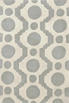 runner for stairs??    Circle Fret Tufted Wool Rug | Dash & Albert Rug Company