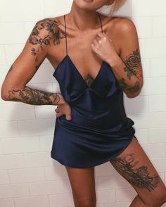 There are many explanations for why girls love tattoos. Small tattoos arrive in various styles and you may choose according to your own personal taste. A lot of people prefer small tattoos since they are simple to hide and look… Continue Reading → Sexy Tattoos, Body Art Tattoos, Girl Tattoos, Small Tattoos, Tatoos, Girls With Sleeve Tattoos, Feminine Tattoos, Forearm Tattoos, Inner Thigh Tattoos