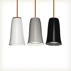 Línea Cala. Lámpara colgante de Iluminación Agüero, distinguida con el Sello de Buen Diseño 2013.