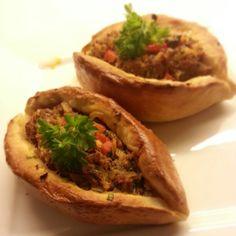 Turks gehaktbrood uit de oven!