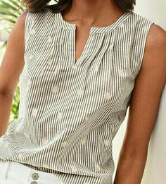 Fashion Outfits, Womens Fashion, Sewing Projects, Clothes, Dresses, Women's Blouses, Women's, Outfits, Vestidos