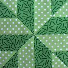 Starwood Quilter: End of Day Quilt Block
