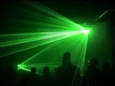 ▶ Robin Fox Laser Show - YouTube