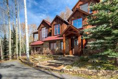 It's a little slice of history with a big, heaping spoonful of luxury. Powder Place pays tribute to Telluride's mining roots with its classic architecture and rustic southwestern design while providing you with ...